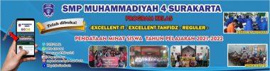 SMP Muhammadiyah 4 Surakarta